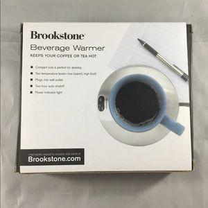 Brookstone Beverage Warmer